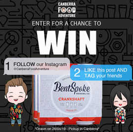 Giveaway Campaign