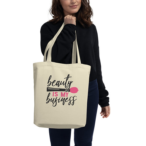 Eco Tote Bag- Beauty is my business