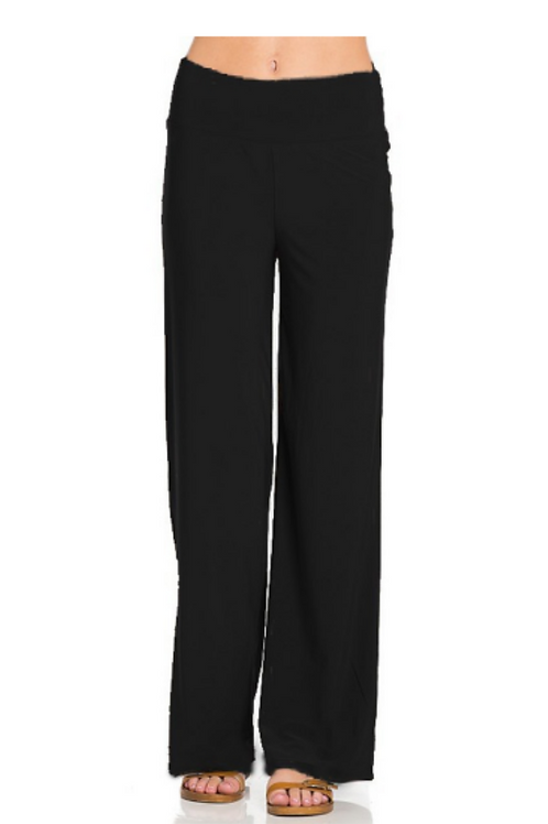 Extra Comfy Cute Pants -Black