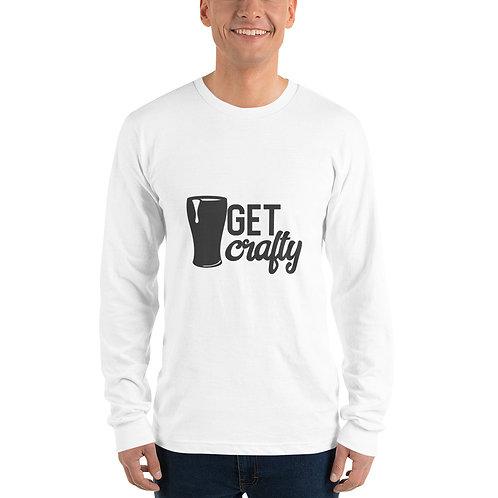 Long sleeve t-shirt -Get Crafty