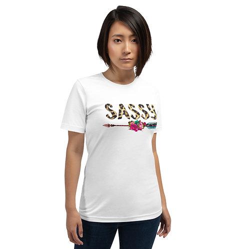 Short-Sleeve Unisex T-Shirt- Sassy