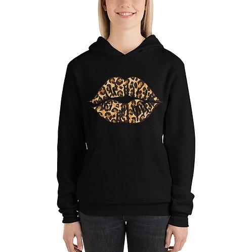 Unisex hoodie- Cheetah Hoodie