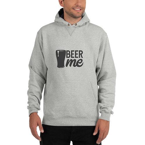 Champion Hoodie - Beer Me