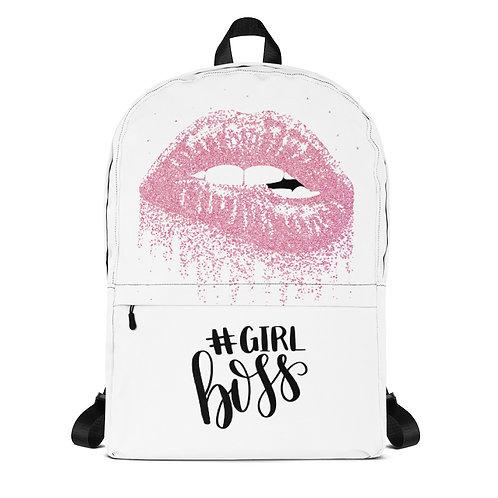Backpack- Girl Boss