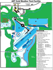 AET Course Map - Clink Link Below for Larger Map