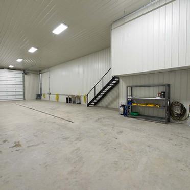 Garage 500-E