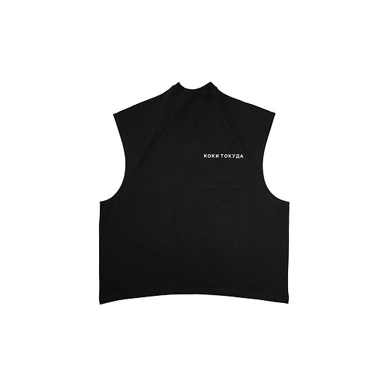 Logo Sleeveless Tee