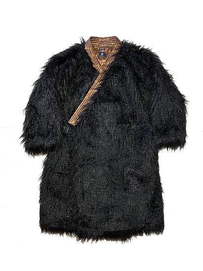 Kimono Fur Coat