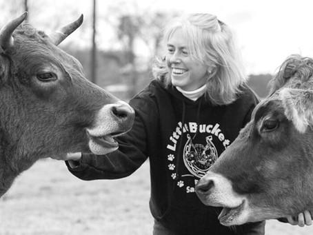 Susan Klingenberg: Little Buckets Farm Sanctuary