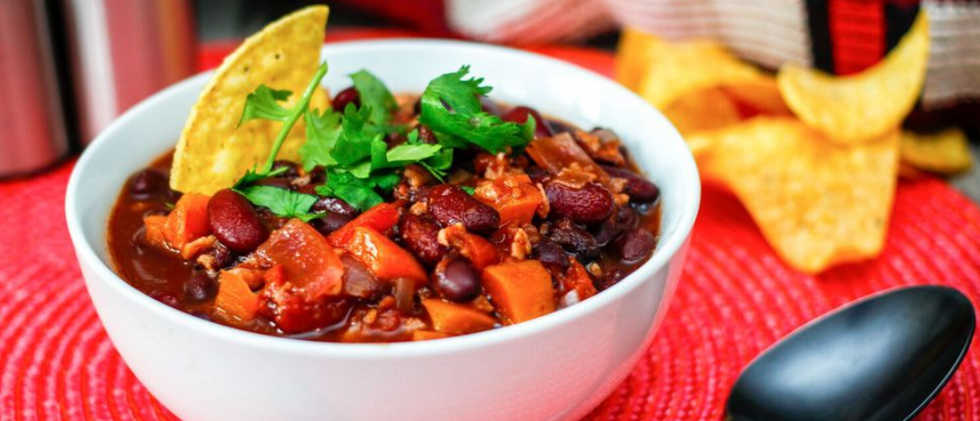 Super Vegan Chili