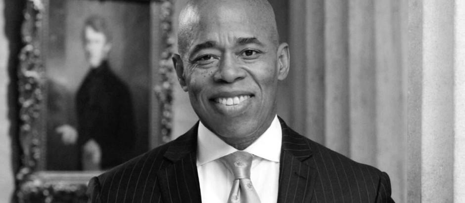 Eric Adams, Brooklyn Borough President