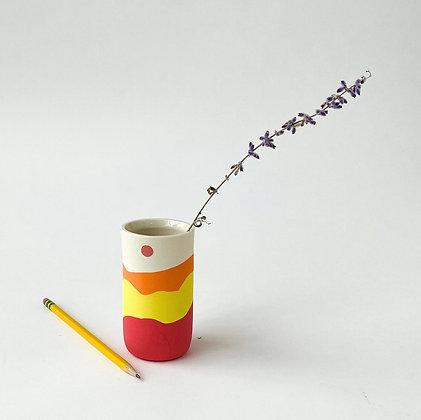Short Sonora Bud Vase