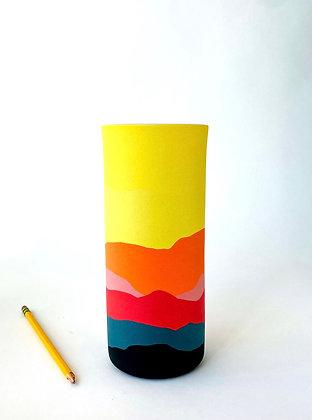 """Sonora Ridge Vase 8"""""""