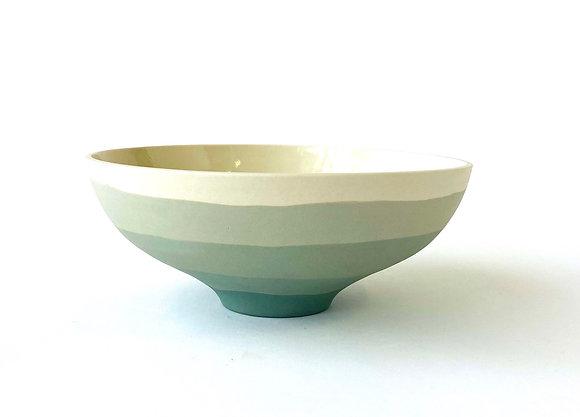 Celadon Ridge Low Bowl
