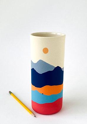 """Tahoe Vase 8.5"""""""