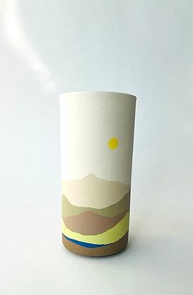 "Gazos Creek Vase 7"""