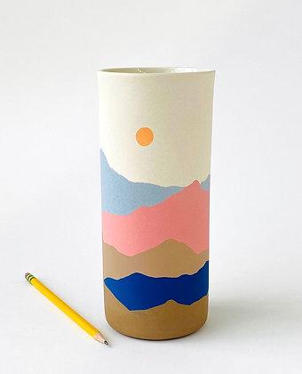 "Ouray Vase 8.5"""