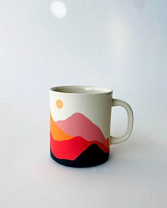 Sonora Orange Sunset Mug