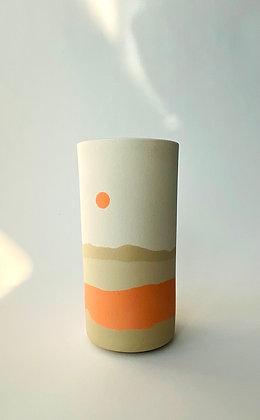 """Guadalupe Canyon Vase 6.5"""""""