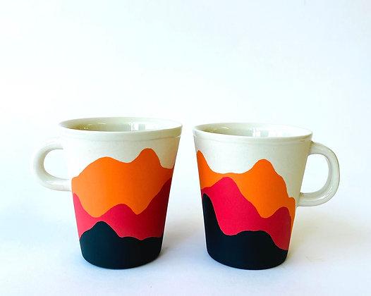 Sonora Wedge Mug