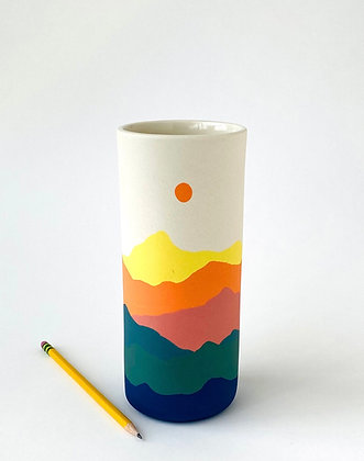 "Sedona Vase 8.5"""