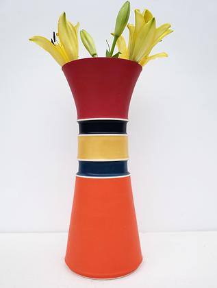 Sunrise Tall Vase