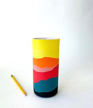 """Sonora Ridge Vase 7"""""""