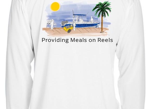 FFF DockMaster UV Protection Performance Long Sleeve Shirt