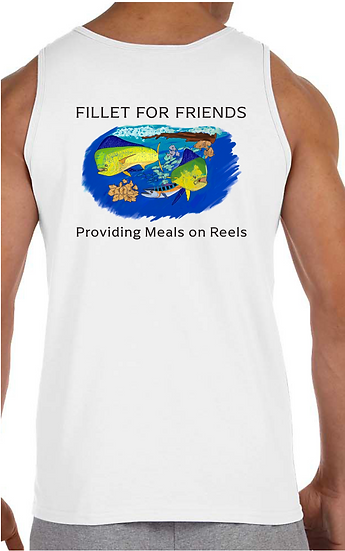 FFF Offshore Cotton Tank Top
