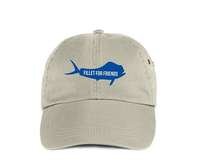 FFF Embroidered Low-Profile Premium Cap