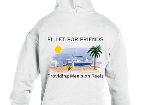 FFF x Champion Dockmaster Hooded Sweatshirt