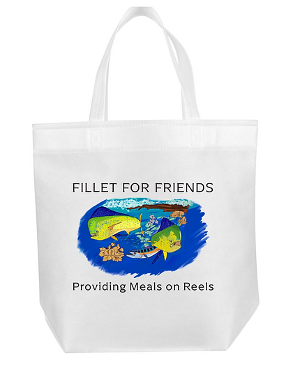 FFF Offshore Reusable Shopping Bag
