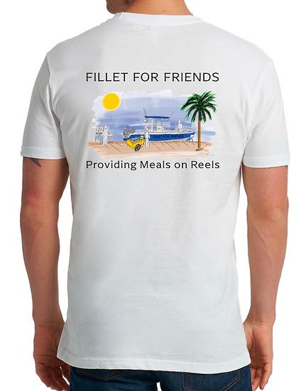 FFF Dockmaster Premium Cotton T-Shirt