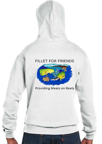 FFF x Champion Offshore Hooded Sweatshirt