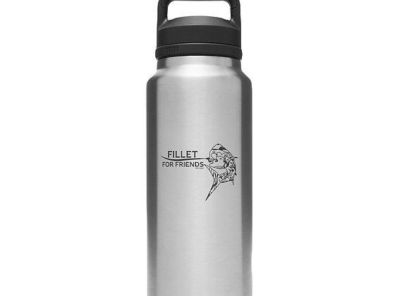 FFF x Yeti Rambler 36 oz Bottle Chug Custom