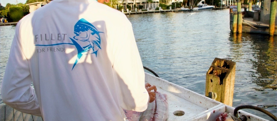 "USA Today ""Charitable Fishing Teens Honored for Feeding Those in Need with Fillet for Friends"""