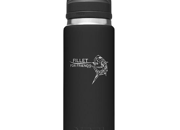 FFF x Yeti Rambler 26 Oz Bottle w/ Chug Cap