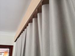 S-fold Galaxy blockout curtain