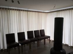 S fold light filtering curtain