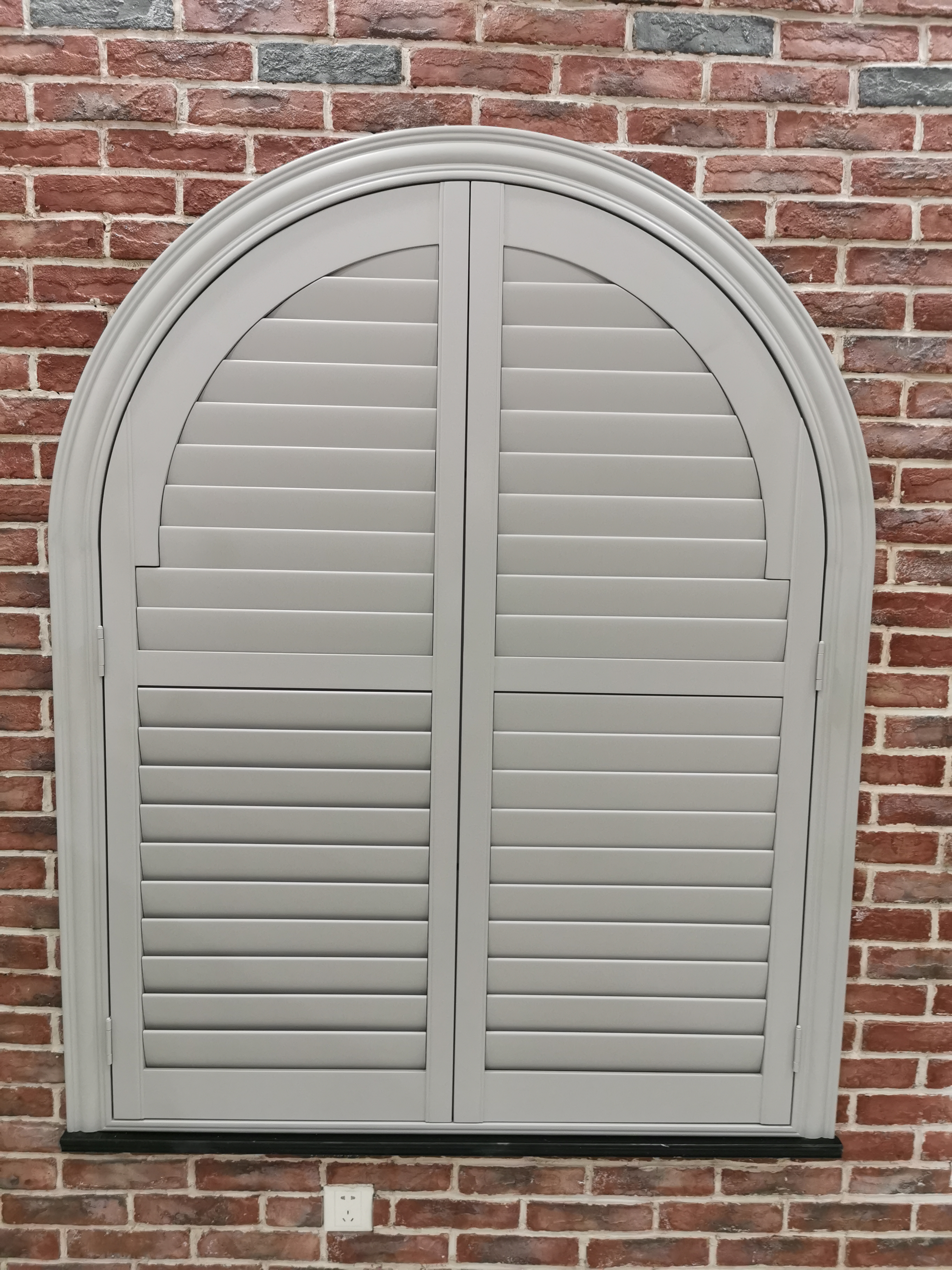 special shaped shutter