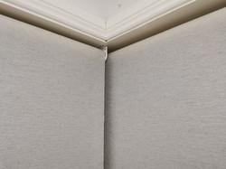 solution for corner window