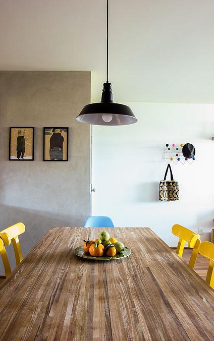 apartamento concreto cimento