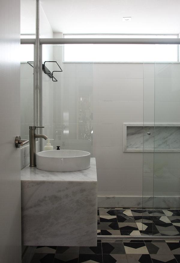 banheiro ladrilho hidráulico