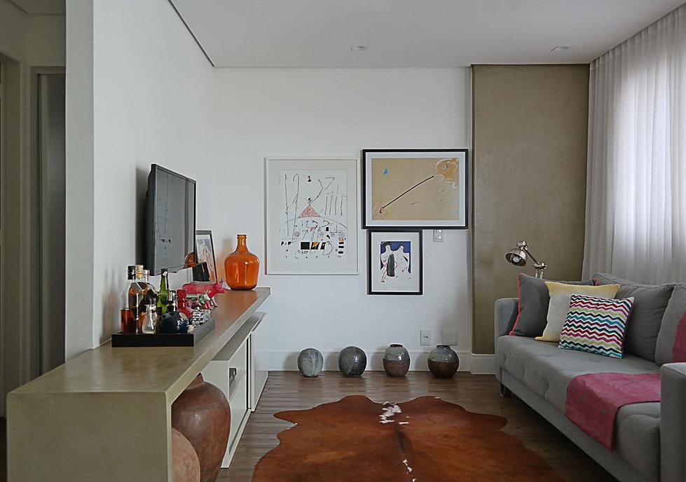 apartamento concreto