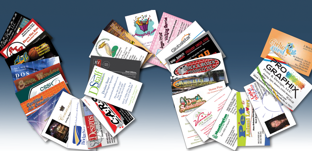 Business cards prographix print design llc business cards reheart Choice Image