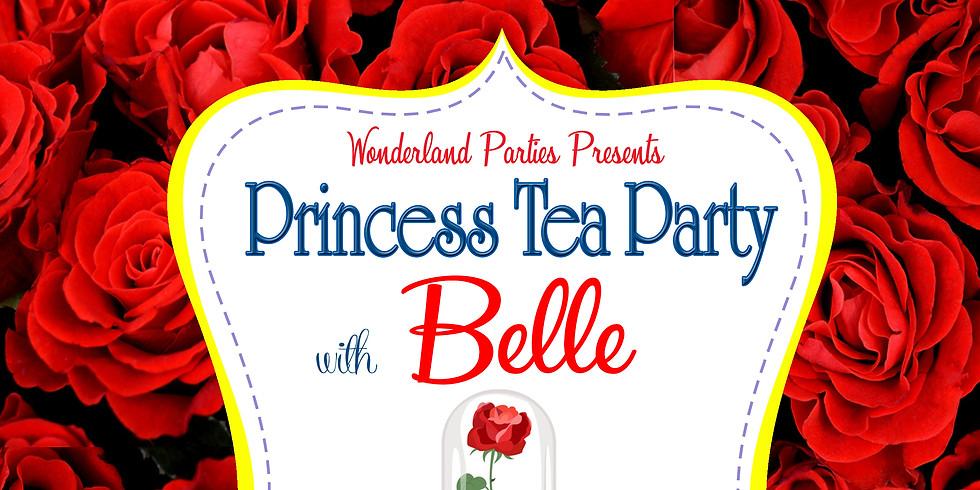 Belle Tea Party