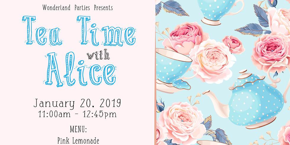 Tea Time w Alice