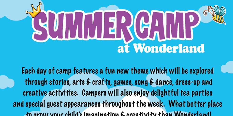Camp Session Aug 6 - Aug 13