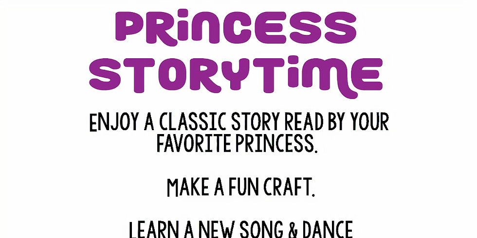 August 23 Storytime