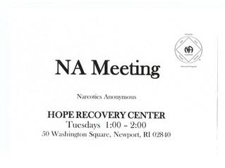 NA Meeting